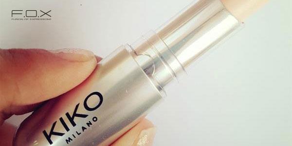 Son dưỡng môi có màu Kiko Coloured Lip Balm
