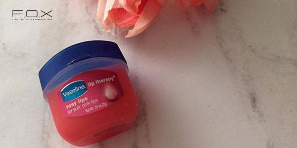 Son dưỡng Vaseline Lip Therapy Rosy Mini