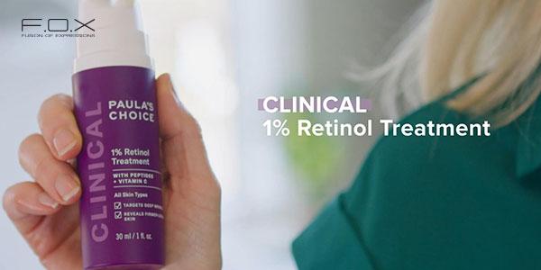 Kem trị đồi mồi ở tay Paula's Choice 1% Retinol Treatment
