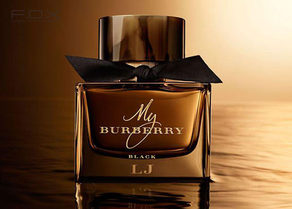 Nước hoa nữ cuốn hút Burberry My Burberry Black Parfum