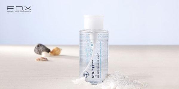Nước tẩy trang cho da hỗn hợp nhạy cảm Innisfree Sea Salt Cleansing Water