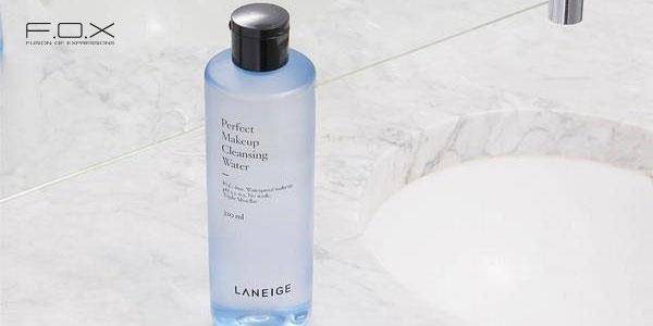 Nước tẩy trang cho da hỗn hợp nhạy cảm - Laneige Perfect Makeup Cleansing Water
