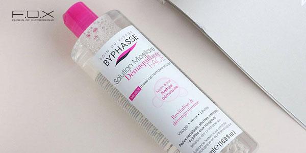Nước tẩy trang cho da hỗn hợp thiên dầu Byphasse Solution Micellaire Makeup Remover