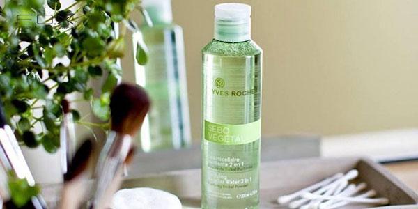Nước tẩy trang cho da hỗn hợp thiên dầu Yves Rocher Purifying Micellar Water