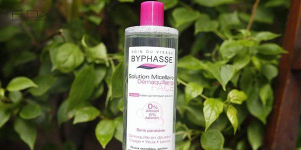 Nước tẩy trang dành cho da nhạy cảm Byphasse Micellar Make Up Remover Solution Sensitive, Dry and Irritated Skin