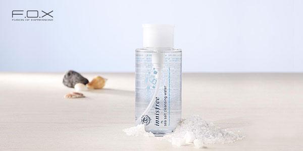 Nước tẩy trang tốt cho da mụn Innisfree Sea Salt Cleansing Water