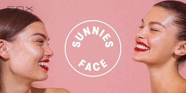 Ngọt ngào với son Sunnies Face màu đỏ nâu
