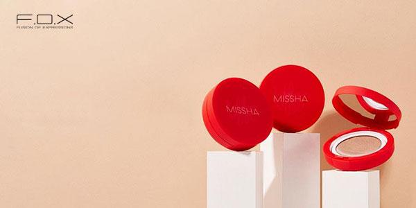 Phấn nước Missha đỏ - Missha Velvet Finish Cushion