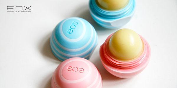 Son môi dành cho bà bầu an toàn - EOS Visibly Soft Lip Balm