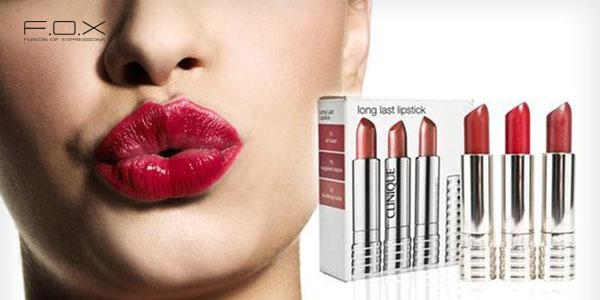 Son môi dành cho bà bầu - Clinique Long Last Lipstick Merlot