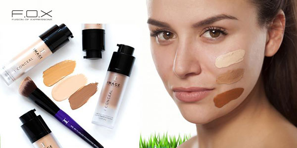Kem nền nội địa Trung Image I CONCEAL Flawless Foundation SPF30