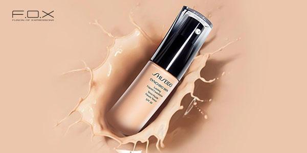 Kem nền Shiseido Synchro Skin Lasting Liquid Foundation