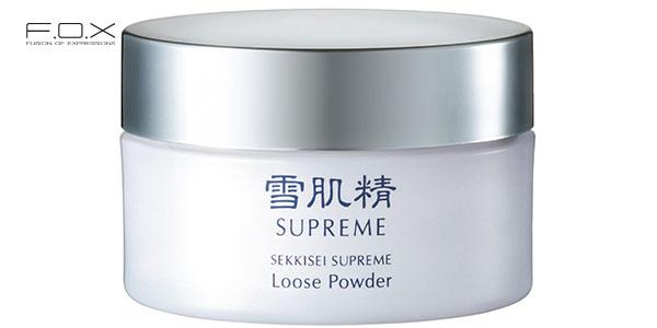 Phấn phủ Kose Sekkisei Supreme Loose Powder