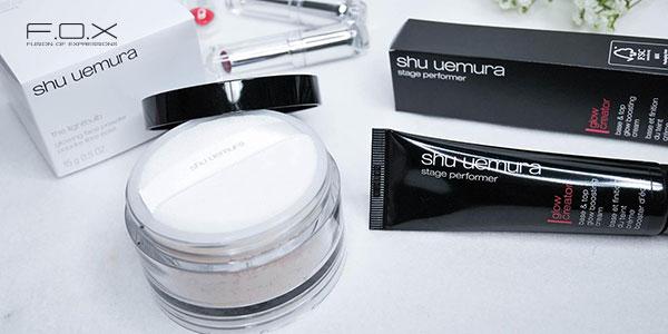 Phấn phủ Shu Uemura The Lightbulb Glowing Face Powder