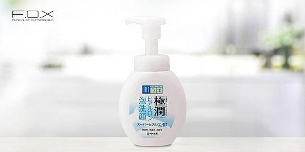 Sữa rửa mặt cho da khô của Nhật Hada Labo Gokujyun Moisturizing Foaming Wash