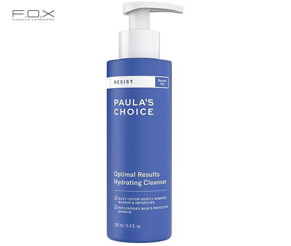 Sữa rửa mặt cho da khô mụn Paula's Choice Resist Optimal Results Hydrating Cleanser