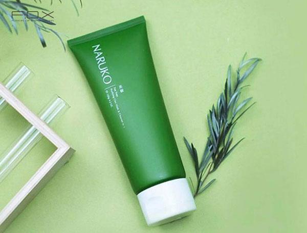 Sữa rửa mặt cho da khô Naruko Tea Tree Purifying Clay Mask and Cleanser in 1