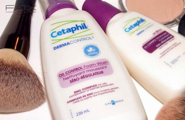 Sữa rửa mặt trị mụn cho da dầu Cetaphil Dermacontrol Oil Control Foam Wash