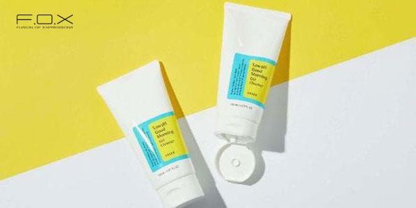 Sữa rửa mặt trị mụn cho da dầu Cosrx Low-pH Good Morning Gel Cleanser