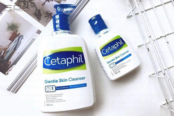 Cách phân biệt sữa rửa mặt Cetaphil thật giả chuẩn chỉnh