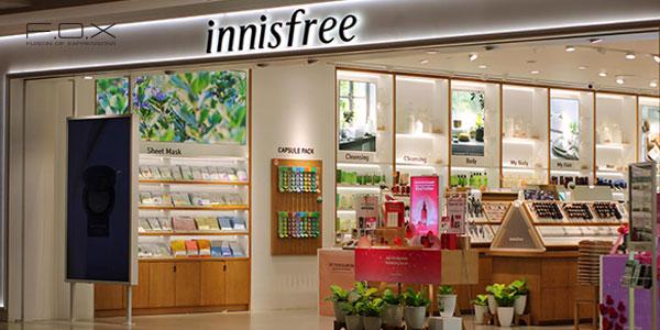 Giới thiệu về thương hiệu mỹ phẩm Hàn Quốc Innisfree