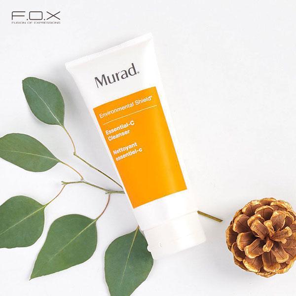 Sữa rửa mặt cho da mụn đầu đen Murad Essential-C Cleanser